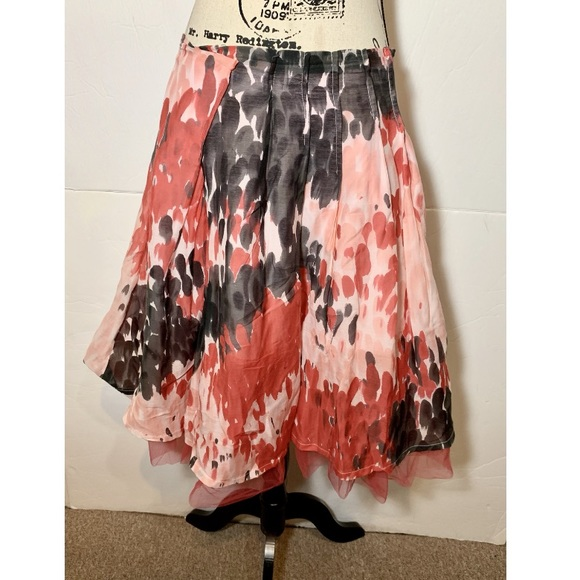 Miss Me Dresses & Skirts - Miss Me Couture A-Line Layered Skirt